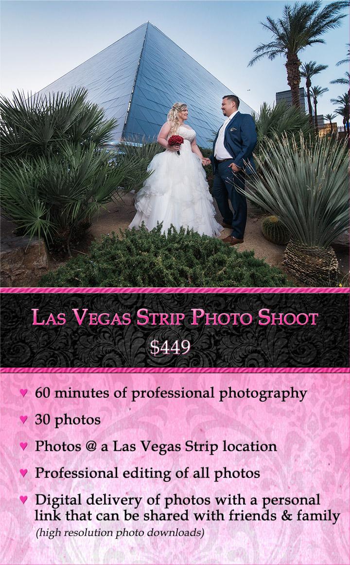 Las Vegas Strip Photography