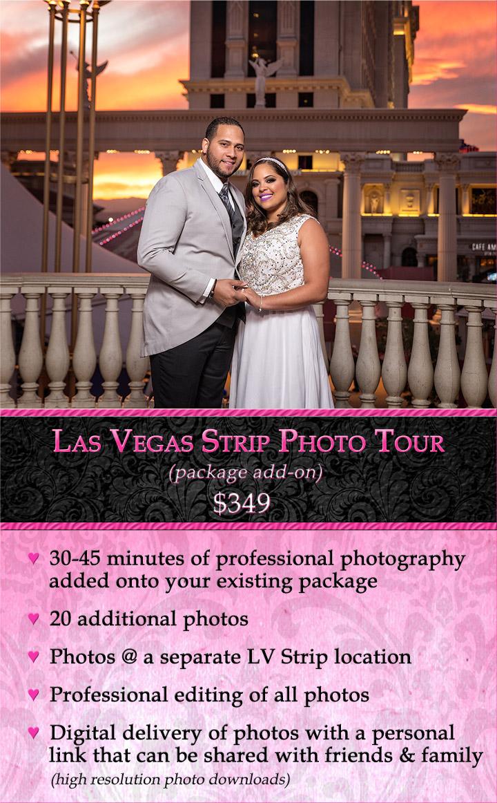 Las Vegas Strip Photo Tour