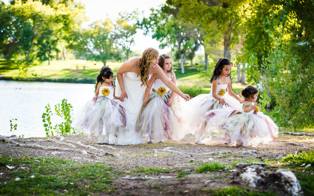 A Pixie Inspired Wedding in Vegas