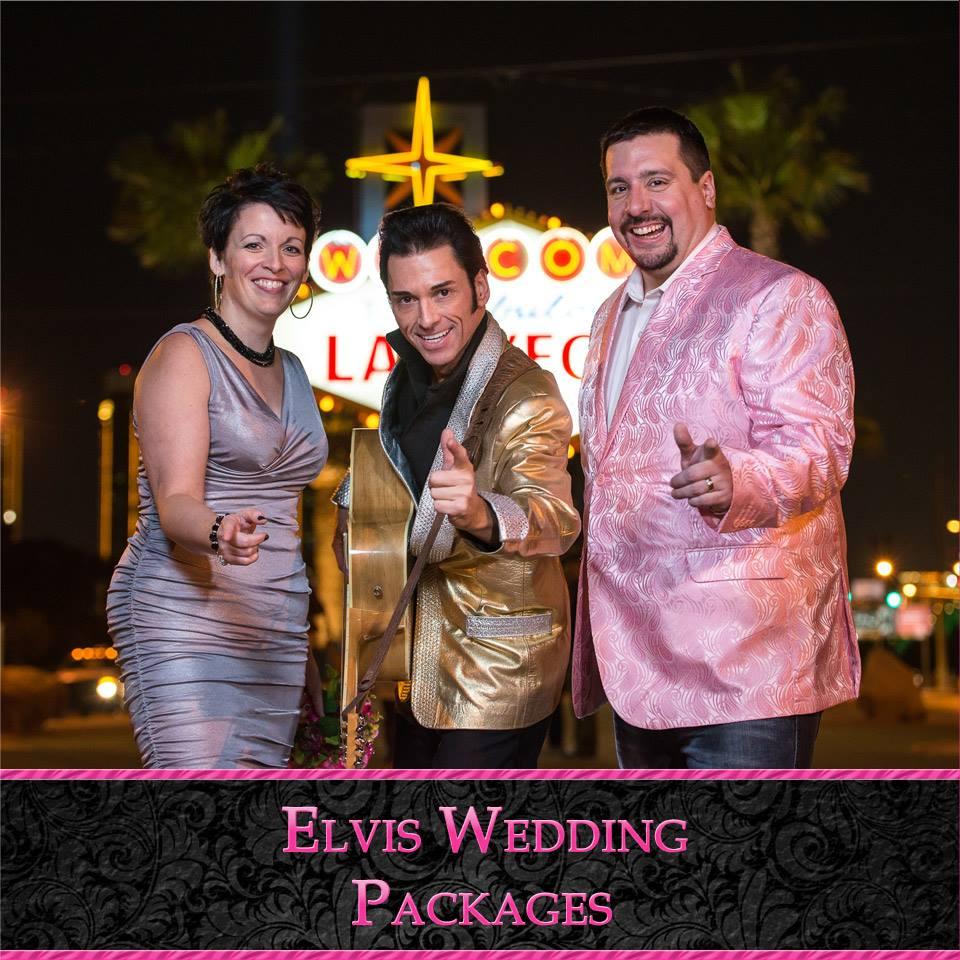 Las Vegas Elvis Wedding Packages