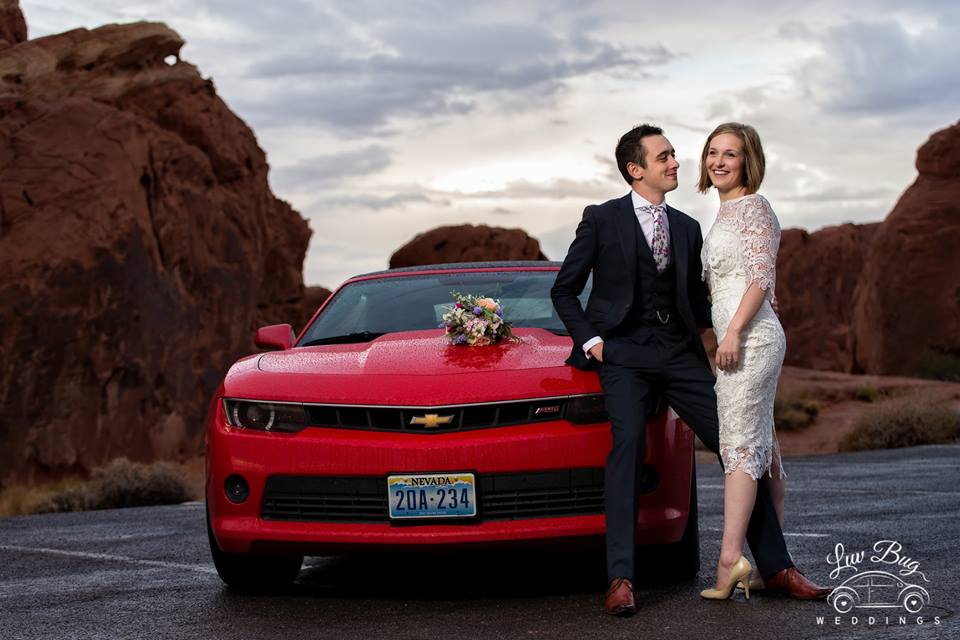 Why To Use a Mobile Wedding Company For Your Vegas Wedding