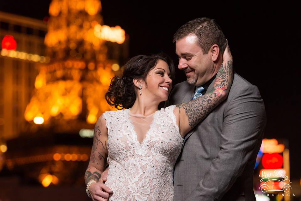 Las Vegas Strip Weddings November