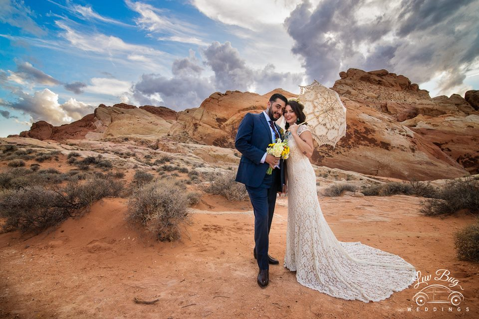 Free Photo Tour For Your Las Vegas Desert Wedding