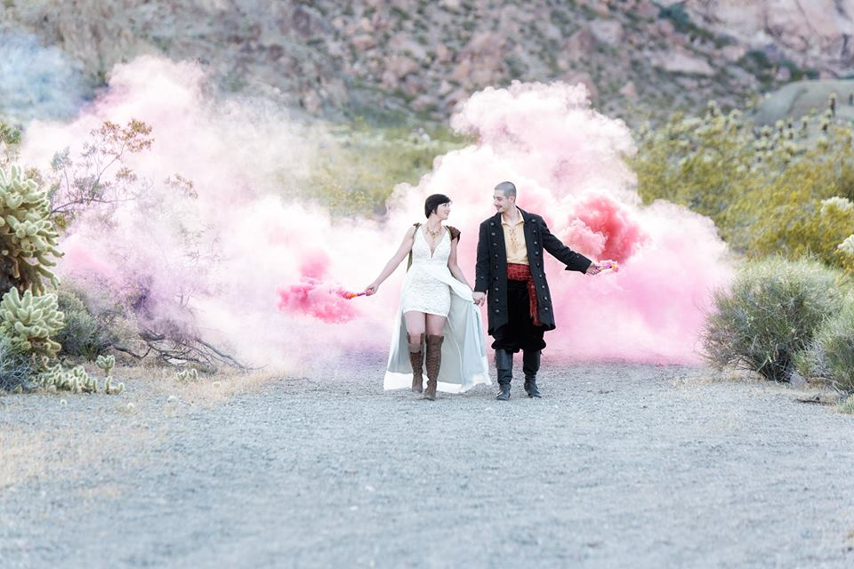 Nelson Ghost Town Weddings Are The Bomb!