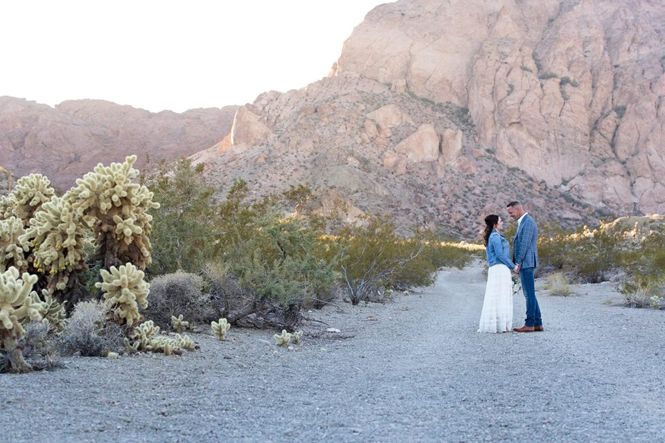 Carlos and Patricia's Nelson Ghost Town Wedding