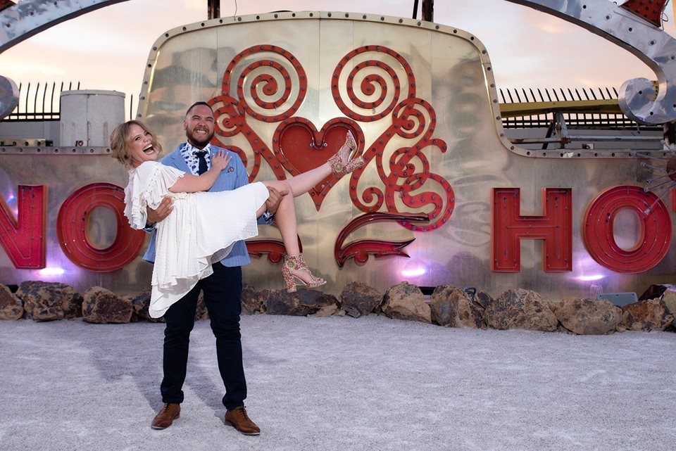 Neon Museum Weddings